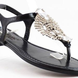 Shoes - 🆕️PRICE FIRM Black Faux Leather